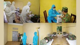 Bộ Quốc phòng diễn tập toàn quân phòng chống dịch Covid-19
