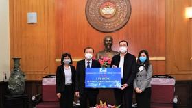 VNPT đóng góp 3 tỷ đồng, hỗ trợ chống dịch Covid-19