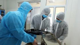 Chế tạo thành công robot lau sàn khử khuẩn, hỗ trợ phòng chống dịch Covid-19