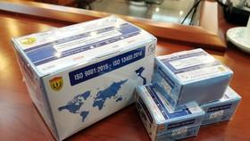 Bộ kít xét nghiệm nhanh Covid-19 của Việt Nam được phép xuất khẩu sang châu Âu