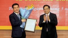 Bộ Chính trị điều động Bí thư tỉnh Thái Bình giữ chức Phó Trưởng Ban Tuyên giáo Trung ương
