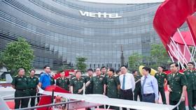 Trong 5 năm, Tập đoàn Viettel đạt tổng doanh thu hơn 1,2 triệu tỷ đồng