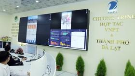 VNPT và sự phát triển các trung tâm điều hành thông minh trên cả nước