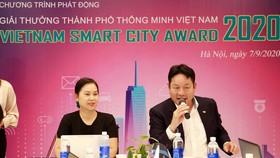Phát động Giải thưởng Smart City đầu tiên ở Việt Nam