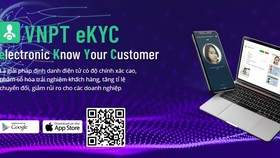 VNPT tự tin triển khai công nghệ eKYC