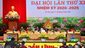 Khai mạc trọng thể Đại hội Đại biểu Đảng bộ Quân đội lần thứ XI, nhiệm kỳ 2020 - 2025