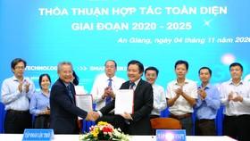 VNPT hợp tác với Lộc Trời phát triển nông nghiệp thông minh  