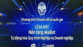 Ra mắt nền tảng số Make in Vietnam về tự động hóa quy trình doanh nghiệp