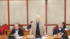 Nghiêm túc tiếp thu ý kiến xác đáng, hoàn thiện dự thảo các văn kiện Đại hội XIII của Đảng