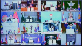Tuyên bố Tầm nhìn chiến lược an ninh của Bộ trưởng Quốc phòng các nước ASEAN và 8 nước đối tác