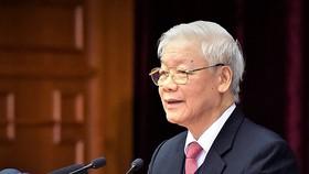 Bế mạc Hội nghị Trung ương lần thứ 14: Thống nhất cao về nhân sự tham gia Bộ Chính trị, Ban Bí thư khóa XIII