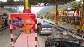 Chính thức vận hành hệ thống thu phí đường bộ không dừng ePass