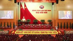 Hôm nay 29-1, Đại hội XIII của Đảng làm công tác nhân sự cả ngày