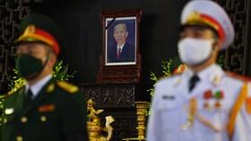 Lễ viếng nguyên Phó Thủ tướng Trương Vĩnh Trọng tại Bến Tre và Hà Nội