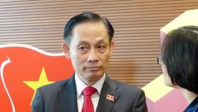 Thứ trưởng Bộ Ngoại giao Lê Hoài Trung giữ chức Trưởng Ban Đối ngoại Trung ương