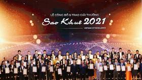 180 giải pháp, dịch vụ công nghệ thông tin đoạt Giải thưởng Sao Khuê 2021