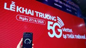 Viettel khai trương mạng 5G tại Thừa Thiên - Huế