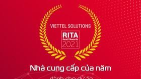 Giải pháp Telehealth của Viettel Solutions được quốc tế vinh danh