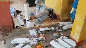 Viettel hoàn thành lắp đặt và kết nối 3.000 camera giám sát tại các khu vực cách ly