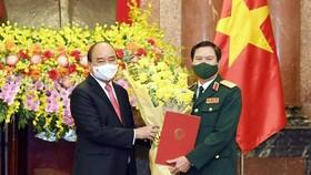 Thượng tướng Nguyễn Tân Cương được bổ nhiệm làm Tổng Tham mưu trưởng Quân đội nhân dân Việt Nam