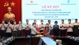 Hợp tác cùng VNPT, Thái Bình quyết tâm chuyển đổi số thành công