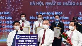 VNPT xây dựng gói cước ủng hộ Quỹ Vaccine phòng Covid-19
