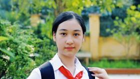 Nữ sinh Trường THCS Nguyễn Huy Tưởng giành giải Ba cuộc thi Viết thư quốc tế UPU lần thứ 50