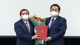 Điều động, phân công Bí thư Tỉnh ủy Cao Bằng giữ chức Phó Trưởng Ban Tuyên giáo Trung ương