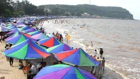 Part of the Do Son Beach (Photo: VNA)