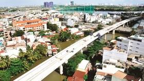 Ben Thanh - Suoi Tien metro (PHoto: SGGP)