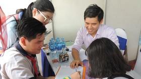 Overseas study counseling activities must not be held in school campus