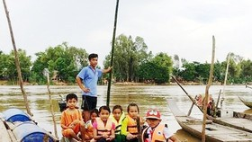 Education sector takes heed to students' safety in flood season