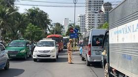 Nha Trang City faces traffic congestion