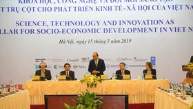 PM Phuc speaks at the event (Photo: Courtesy of Australia Embasy)