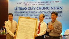 HCMC Science-Technology Business Club launched