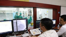 General Hospital in Ha Tinh opens digital subtraction angiography