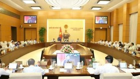 Legislators discuss revised Law on Securities