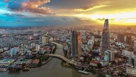 A view of HCM City's skyline. Photo tripsavvy.com