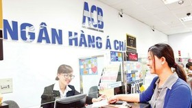 ACB is among a few banks to complete the charter capital this year. — Photo ACB