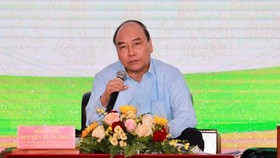 Prime Minister Nguyen Xuan Phuc (Photo: SGGP)