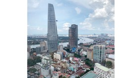 The downtown of HCMC. (Photo: SGGP)