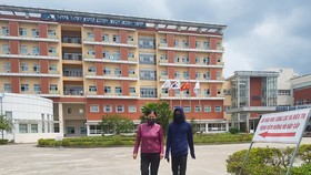 The General Hospital in in the Central Province of Quang Nam (Photo: SGGP)
