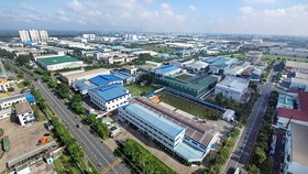 an industrial park in Binh Duong Province (Photo: SGGP)