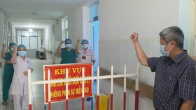 Vietnam's success in fight against Covid-19 is the most noticeable event of the health sector in 2020 (Photo:SGGP)