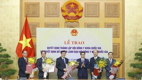 The national medical council officially made its debut at a ceremony in Hanoi on January 15. (Photo: VNA)