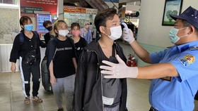 City health sector launches a community campaign for fighting against Covid-19 (Photo: SGGP)