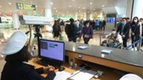 VN's Civil Aviation Authority asks mandatory health declarations before boarding