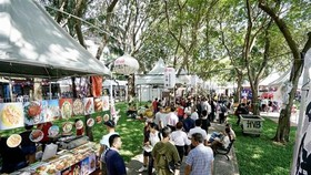 Seventh Japan-Vietnam Festival opens in HCM City