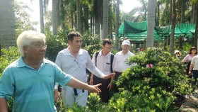 Potential of agritourism waiting for more determination to thrive