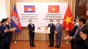 Vietnam offers medical supplies to Cambodia amid COVID-19